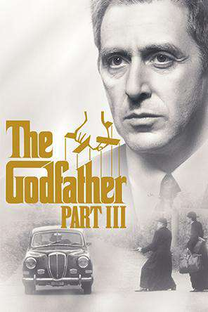 The Godfather Part III, On Demand Movie, Drama