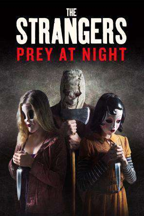 Strangers: Prey At Night, On Demand Movie, Horror