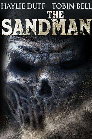 The Sandman, Movie on DVD, Horror