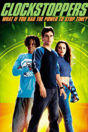 Clockstoppers, On Demand Movie, Comedy