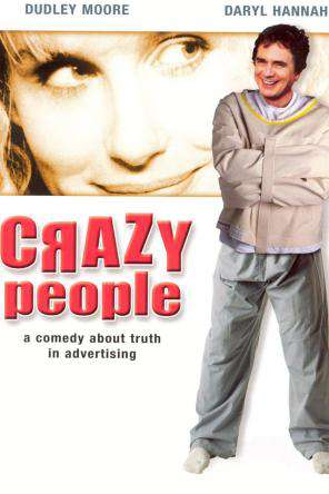 Crazy People, On Demand Movie, Comedy