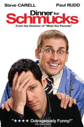 Dinner For Schmucks, On Demand Movie, Comedy