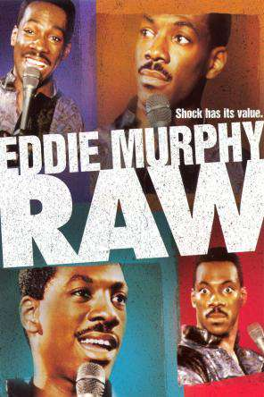Eddie Murphy Raw, On Demand Movie, Comedy