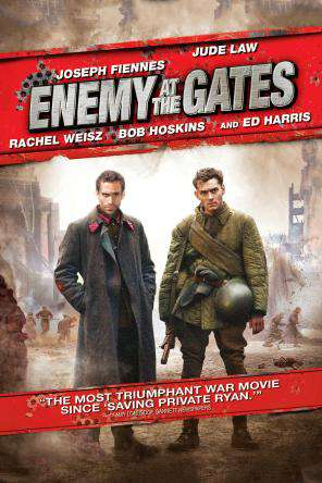 Enemy At The Gates, On Demand Movie, Drama