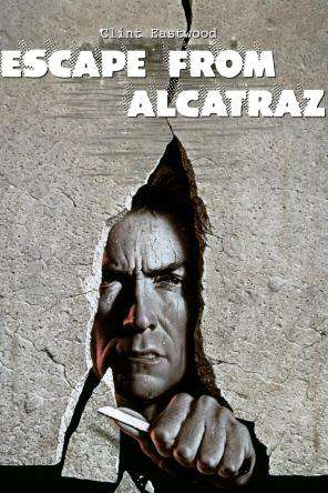 Escape From Alcatraz, On Demand Movie, Drama