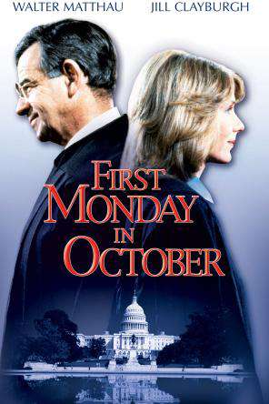 First Monday In October, On Demand Movie, Comedy