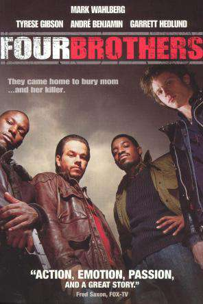 Four Brothers, On Demand Movie, Action DigitalMovies, Adventure DigitalMovies, Drama