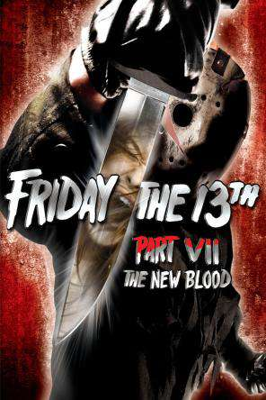 Friday The 13th Part VII:The New Blood, On Demand Movie, Drama DigitalMovies, Horror