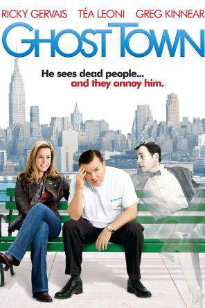 Ghost Town, On Demand Movie, Comedy