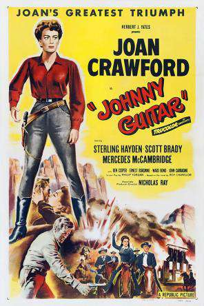 Johnny Guitar, On Demand Movie, Action DigitalMovies, Adventure