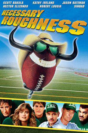 Necessary Roughness, On Demand Movie, Comedy