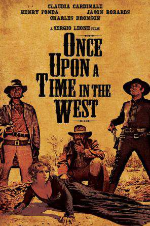 Once Upon A Time In The West, On Demand Movie, Drama