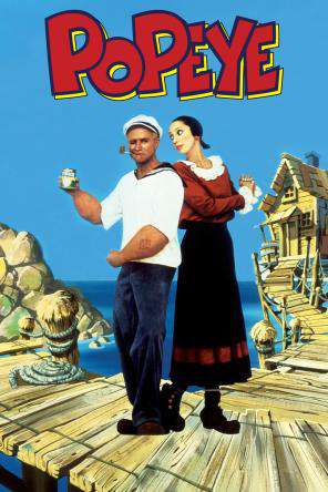 Popeye, On Demand Movie, Comedy DigitalMovies, Family