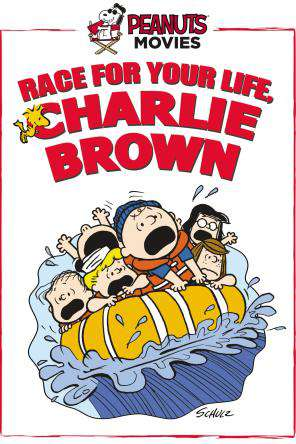 Race For Your Life, Charlie Brown, On Demand Movie, Animated DigitalMovies, Family
