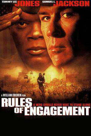 Rules Of Engagement, On Demand Movie, Drama