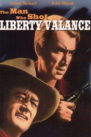 The Man Who Shot Liberty Valance, On Demand Movie, Action DigitalMovies, Drama