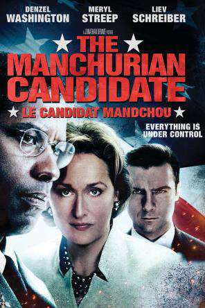 The Manchurian Candidate, On Demand Movie, Drama