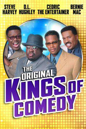 The Original Kings Of Comedy, On Demand Movie, Comedy