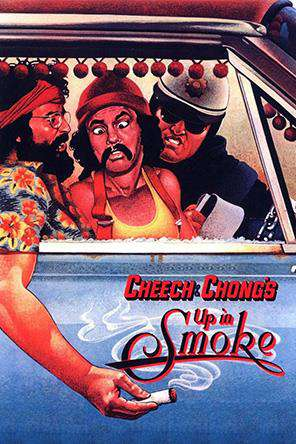 Up In Smoke, On Demand Movie, Comedy