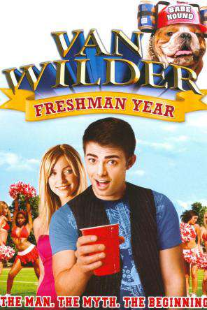 Van Wilder: Freshman Year, On Demand Movie, Comedy