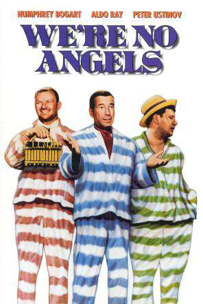 We're No Angels (1955), On Demand Movie, Comedy DigitalMovies, Drama