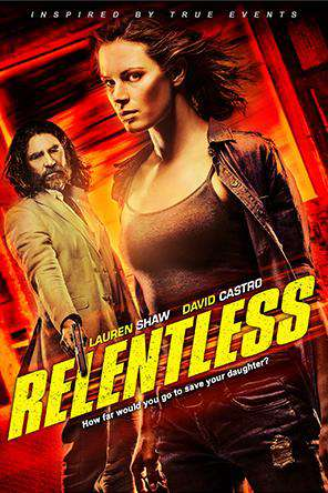 Relentless, Movie on DVD, Thriller & Suspense