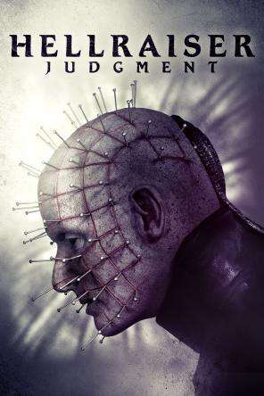 Hellraiser: Judgement, Movie on DVD, Horror