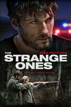 The Strange Ones, Movie on DVD, Thriller & Suspense