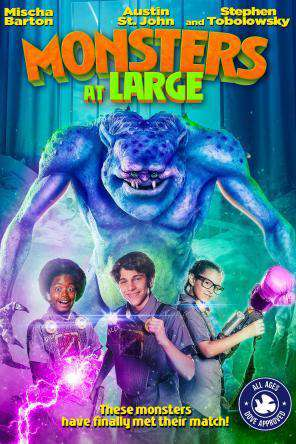 Monsters At Large, On Demand Movie, Family