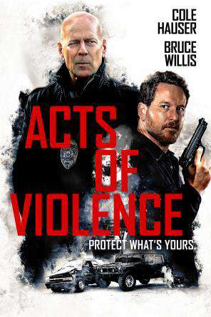 Acts of Violence, Movie on DVD, Action Movies, Adventure