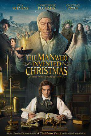 The Man Who Invented Christmas, Movie on DVD, Drama