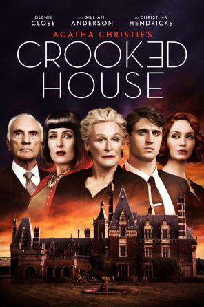 Agatha Christie's Crooked House, Movie on DVD, Thriller & Suspense