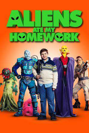 Aliens Ate My Homework, On Demand Movie, Family