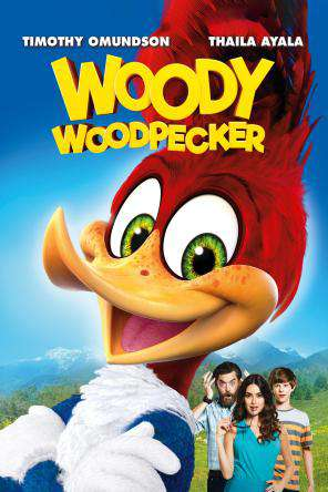 Woody Woodpecker (2018), On Demand Movie, Comedy DigitalMovies, Family