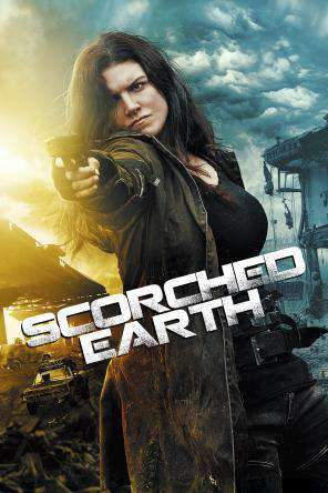 Scorched Earth, Movie on DVD, Action Movies, Sci-Fi & Fantasy