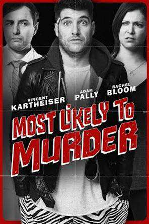 Most Likely To Murder, Movie on DVD, Comedy