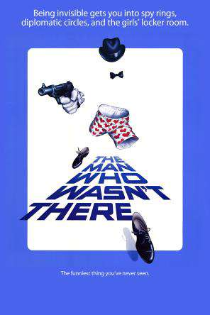 The Man Who Wasn't There (1983), On Demand Movie, Action DigitalMovies, Adventure DigitalMovies, Comedy DigitalMovies, Drama DigitalMovies, Sci-Fi & Fantasy DigitalMovies, Sci-Fi