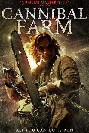 Cannibal Farm, Movie on DVD, Horror