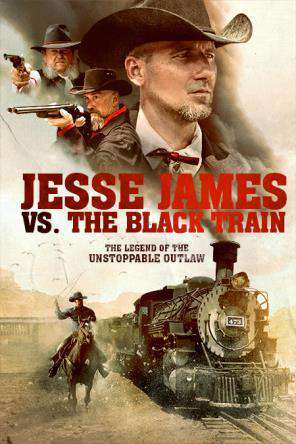 Jesse James Vs. The Black Train, Movie on DVD, Action