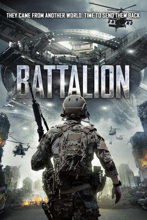 Battalion, Movie on DVD, Sci-Fi & Fantasy Movies, Action