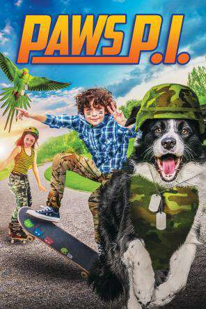 Paws P.I., On Demand Movie, Family