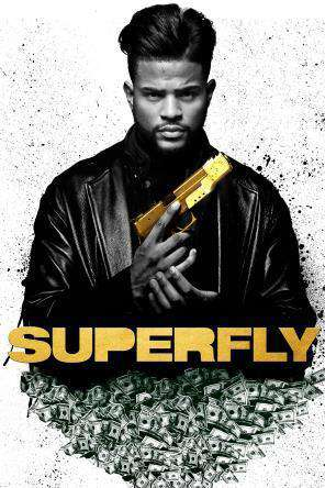 SuperFly, Movie on DVD, Action