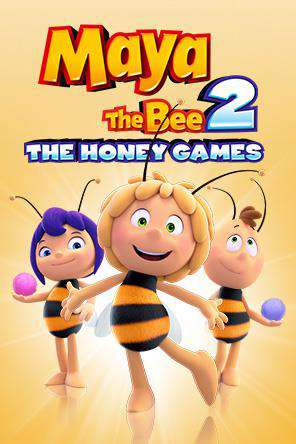 Maya The Bee 2: The Honey Games, Movie on DVD, Family Movies, Kids
