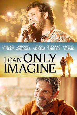 I Can Only Imagine, On Demand Movie, Drama DigitalMovies, Family