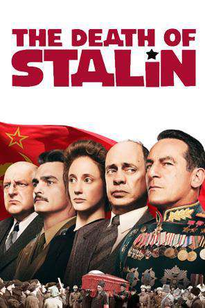 The Death of Stalin, Movie on DVD, Comedy