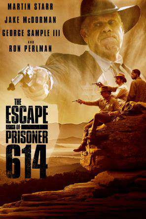 The Escape of Prisoner 614, Movie on DVD, Action Movies, Adventure