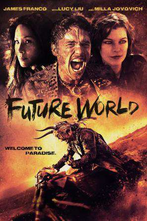 Future World, Movie on DVD, Sci-Fi & Fantasy