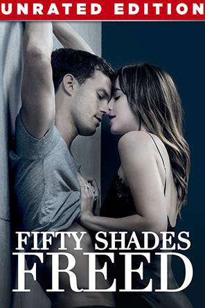 Fifty Shades Freed - Unrated, On Demand Movie, Drama DigitalMovies, Romance DigitalMovies, Thriller