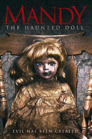 Mandy The Haunted Doll, Movie on DVD, Horror