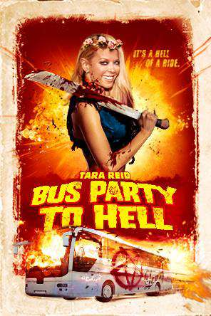 Bus Party To Hell, Movie on DVD, Horror